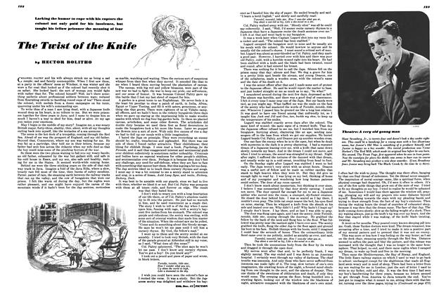 Article Preview: The Twist of the Knife, DECEMBER, 1948 1947 | Esquire