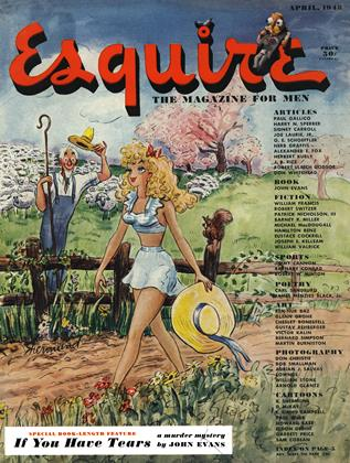 Cover for the April 1948 issue
