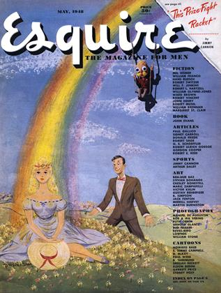 Cover for the May 1948 issue