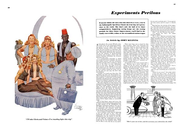 Article Preview: Experiments Perilous, JUNE, 1948 1948   Esquire