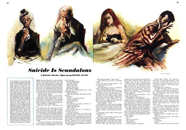 Suicide Is Scandalous
