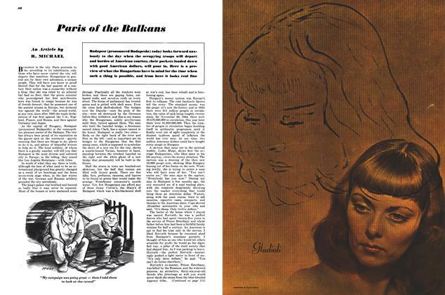 Article Preview: Paris of the Balkans, AUGUST, 1948 1948 | Esquire