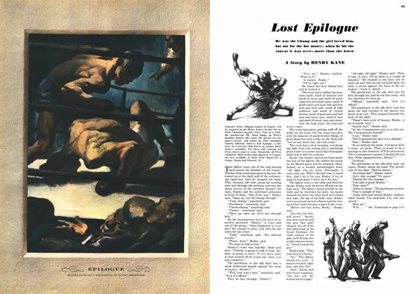 Article Preview: Lost Epilogue, October 1948 | Esquire