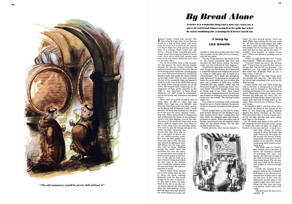 Article Preview: By Bread Alone, October 1948 | Esquire