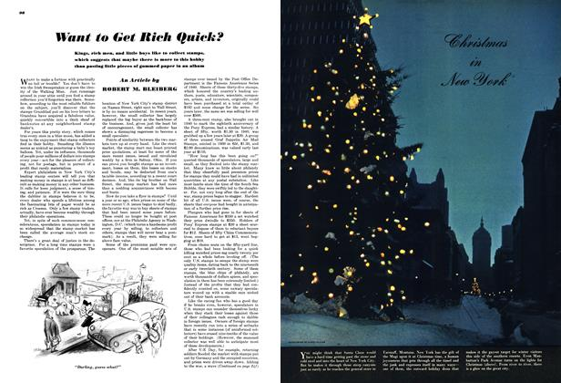 Article Preview: Want to Get Rich Quick?, DECEMBER, 1948 1948 | Esquire