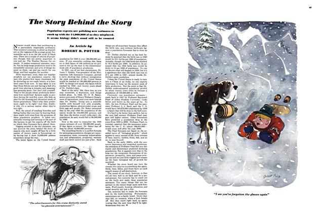 Article Preview: The Story Behind the Story, MARCH, 1949 1949 | Esquire
