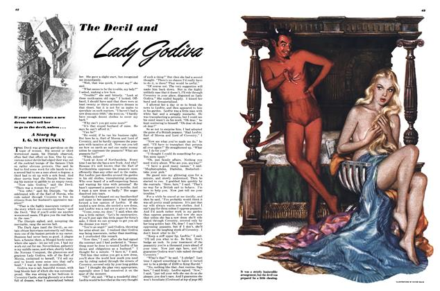 Article Preview: The Devil and Lady Godiva, MARCH, 1949 1949 | Esquire