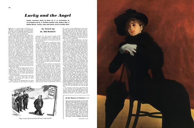 Article Preview: In the Manner of Lautrec-►, APRIL, 1949 1949 | Esquire