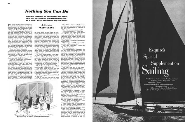 Article Preview: Nothing You Can Do, MAY, 1949 1949 | Esquire