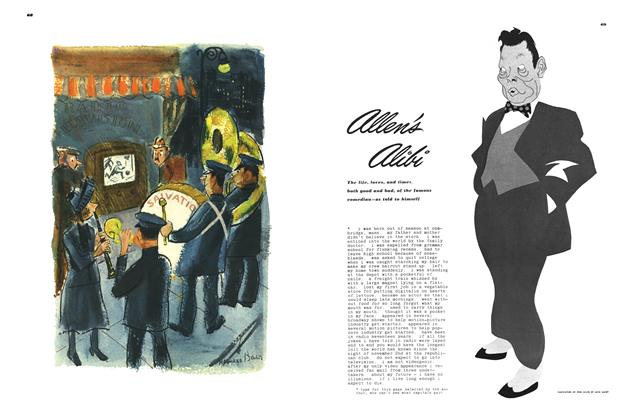 Article Preview: allen's alibi, JUNE, 1949 1949 | Esquire
