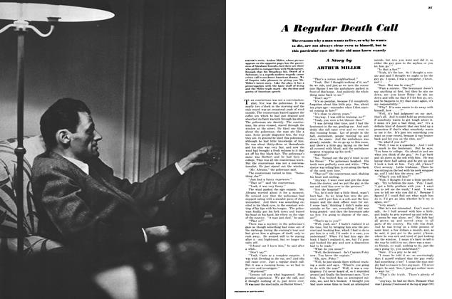 Article Preview: A Regular Death Call, August 1949 | Esquire