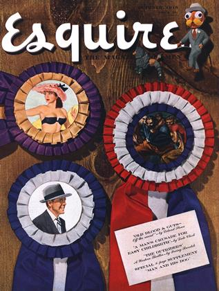 Cover for the October 1949 issue