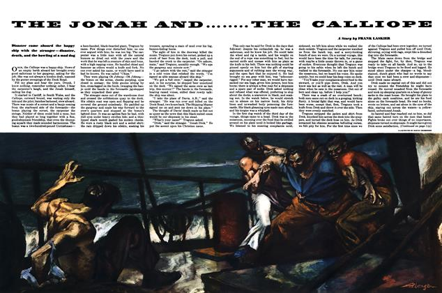 The Jonah and the Calliope