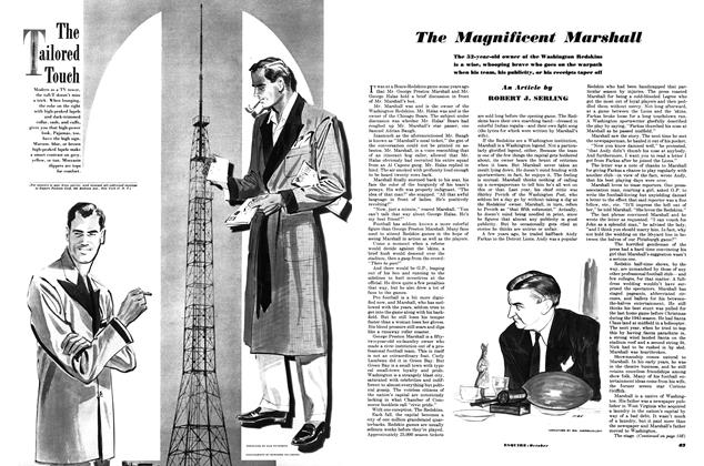 Article Preview: The Magnificent Marshall, OCTOBER, 1949 1949 | Esquire