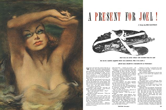 Article Preview: A Present for Joel!, DECEMBER, 1949 1949 | Esquire