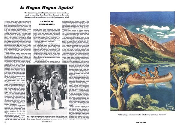 Article Preview: Is Hogan Hogan Again?, JUNE, 1950 1950 | Esquire