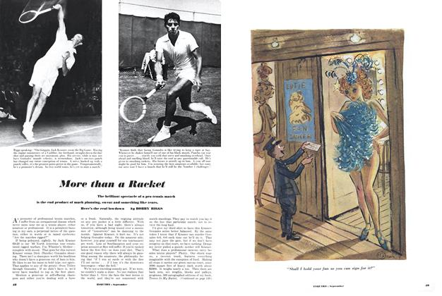 More than a Racket