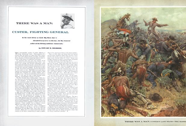 Article Preview: THERE WAS A MAN: CUSTER, FIGHTING GENERAL, SEPTEMBER, 1950 1950 | Esquire
