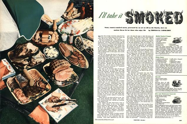Article Preview: I'll Take It Smoked, OCTOBER, 1950 1950   Esquire