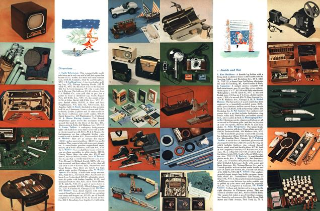 Article Preview: Diversions..., DECEMBER, 1950 1950 | Esquire