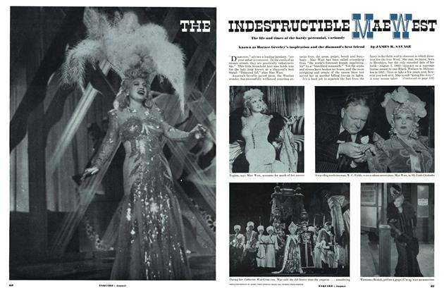 The Indestructible Mae West