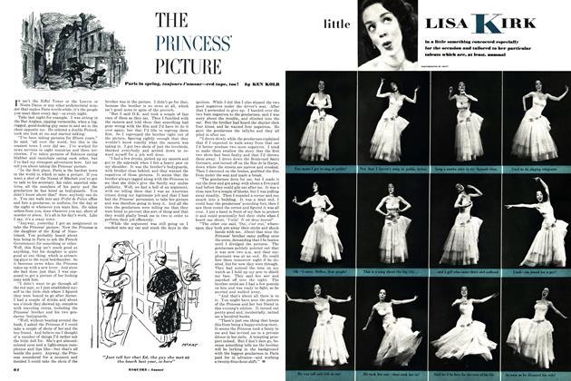 Little Lisa Kirk