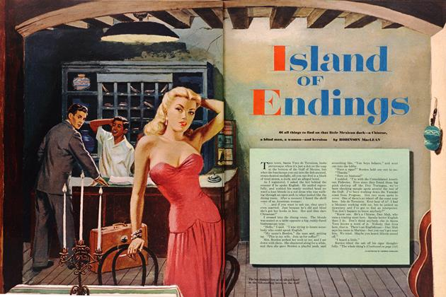 Island of Endings