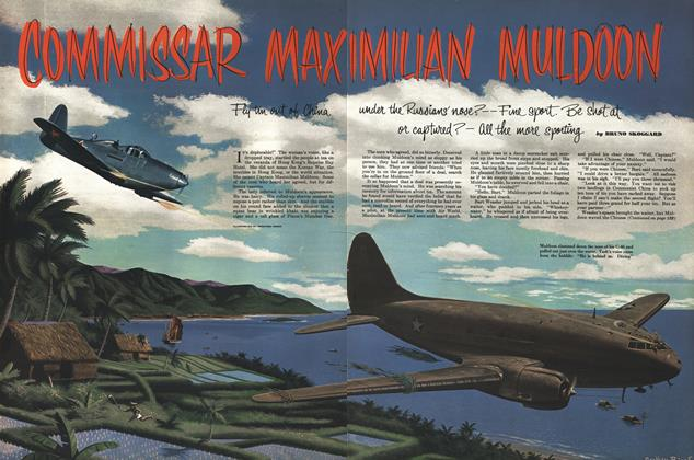 Article Preview: Commissar Maximilian Muldoon, MAY, 1952 1952 | Esquire