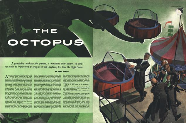 Article Preview: The Octopus, MAY, 1952 1952 | Esquire