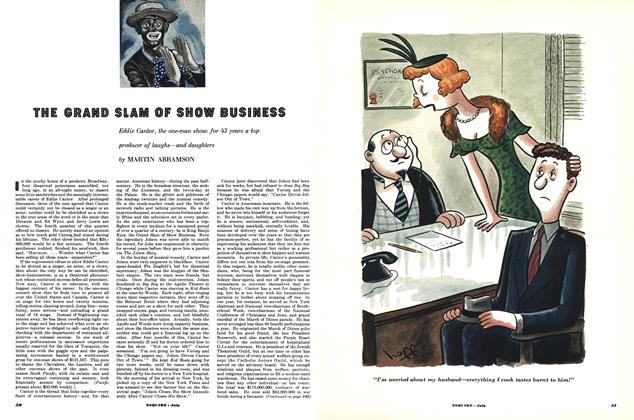 Article Preview: The Grand Slam of Show Business, JULY, 1952 1952 | Esquire