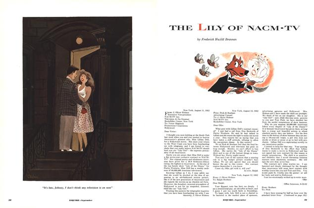 The Lily of NACM-TV