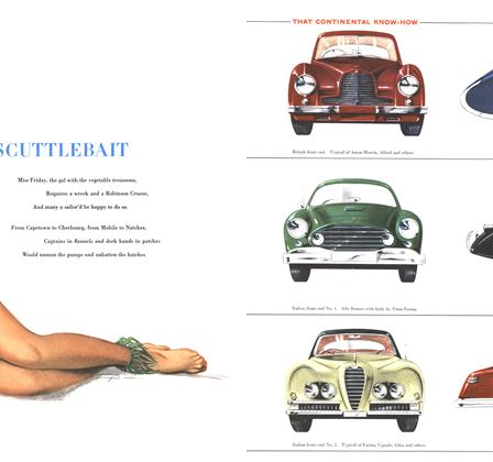 Article Preview: That Continental Know-how, OCTOBER, 1952 1952 | Esquire