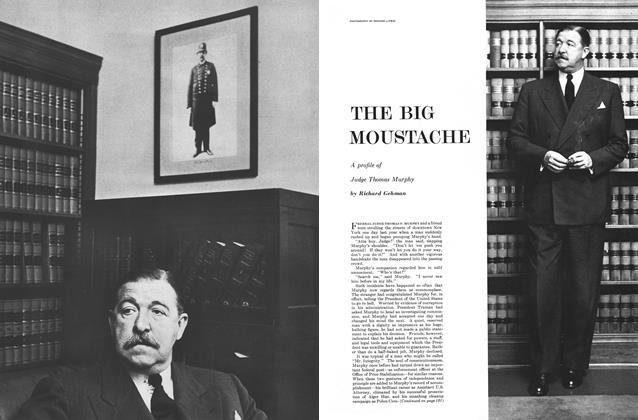 Article Preview: The Big Moustache, NOVEMBER, 1952 1952 | Esquire