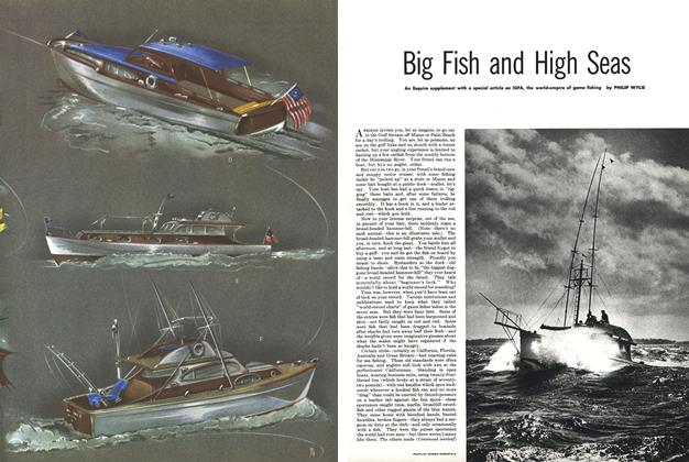 Article Preview: Big Fish and High Seas, NOVEMBER, 1952 1952 | Esquire