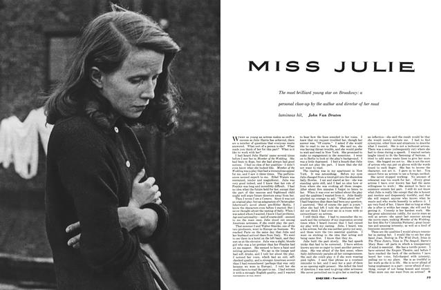 Article Preview: Miss Julie, NOVEMBER, 1952 1952 | Esquire