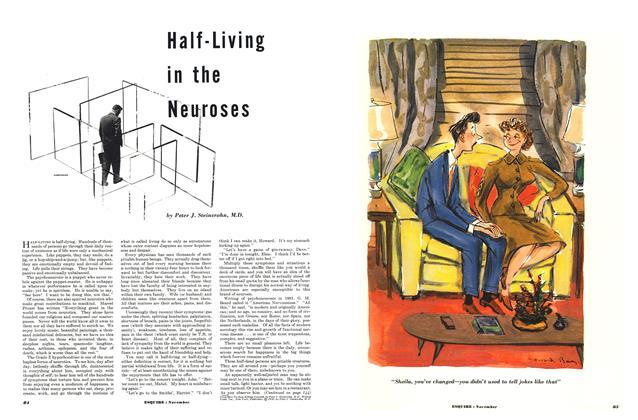 Half-Living in the Neuroses