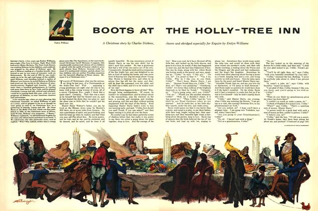 Boots at the Holy-Tree Inn