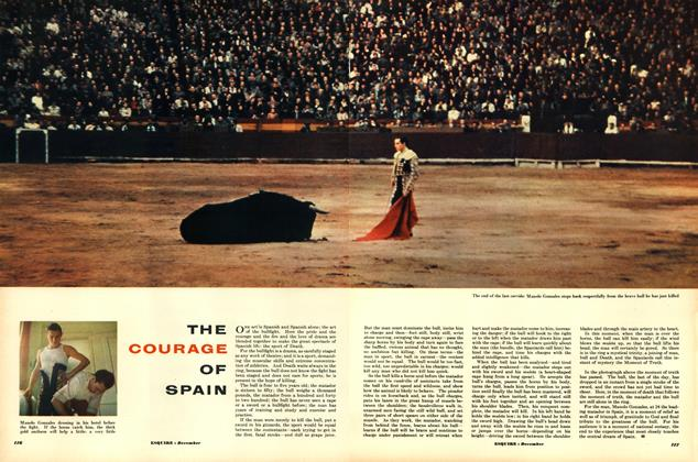 Article Preview: The Courage of Spain, DECEMBER, 1952 1952 | Esquire