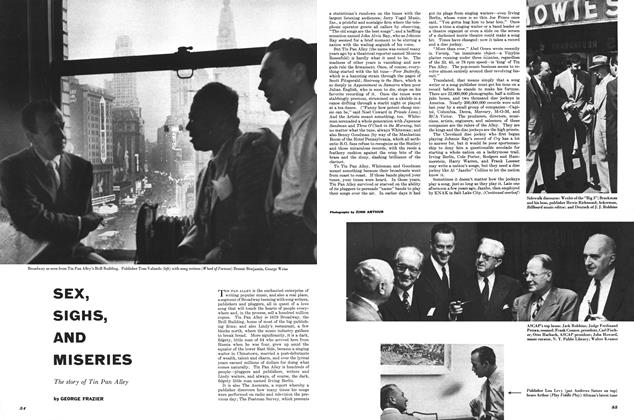 Article Preview: Sex, Sighs, and Miseries, FEBRUARY, 1953 1953 | Esquire