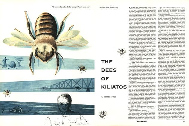 Article Preview: The Bees of Kiliatos, MAY, 1953 1953 | Esquire
