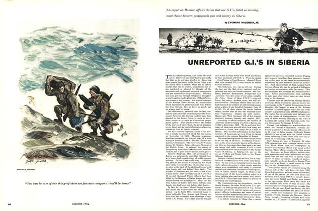 Unreported G.I.'s in Siberia
