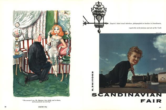 Esquire's Scandinavian Fair