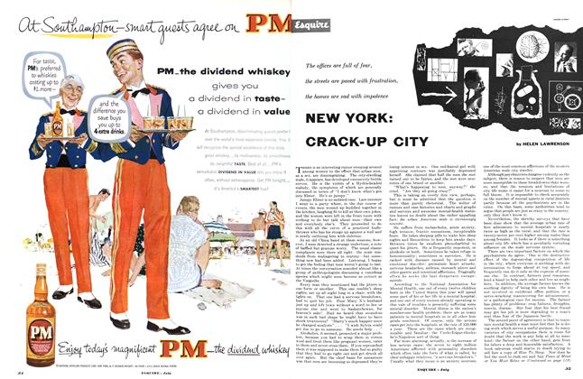 Article Preview: New York: Crack-Up City, JULY, 1953 1953 | Esquire