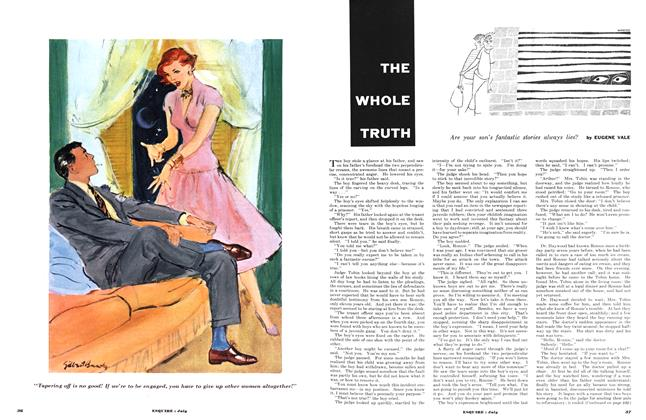 Article Preview: The Whole Truth, July 1953   Esquire
