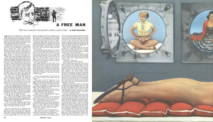 Article Preview: Esquire's Lady Fair, AUGUST, 1953 1953 | Esquire