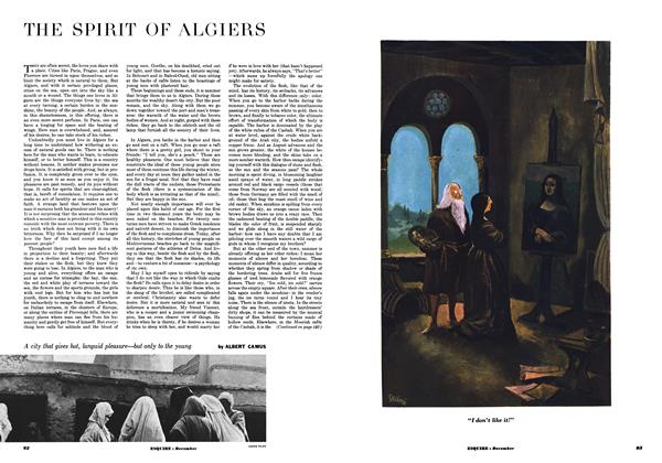 The Spirit of Algiers
