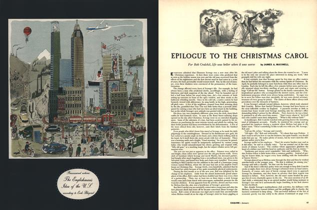 Article Preview: The Englishman's Idea of the U.S., JANUARY, 1954 1954 | Esquire