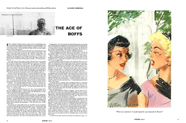 Article Preview: The Ace of Boffs, MARCH, 1954 1954 | Esquire