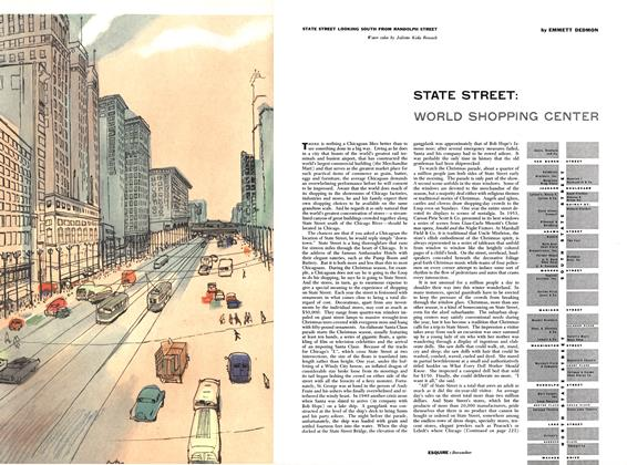 Article Preview: State Street: World Shopping Center, DECEMBER, 1954 1954 | Esquire