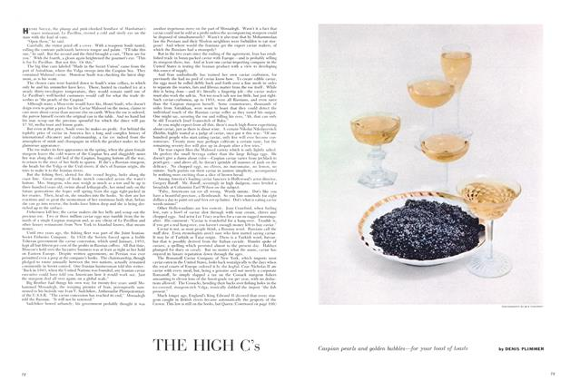 Article Preview: The High C's, JANUARY, 1955 1955 | Esquire